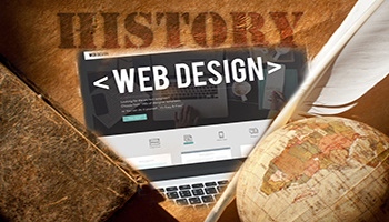 Brief history On Web Designing